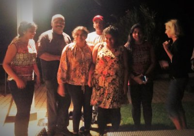 Siva und Team 1.8.2016