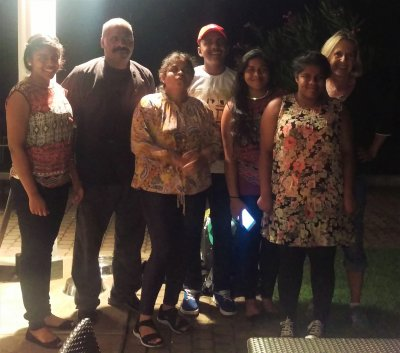 Siva und Team_2 1.8.2016